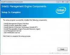Что такое Intel Management Engine