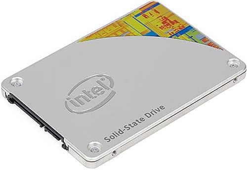 Intel разрабатывает SSD-диски емкостью до 10 Тб