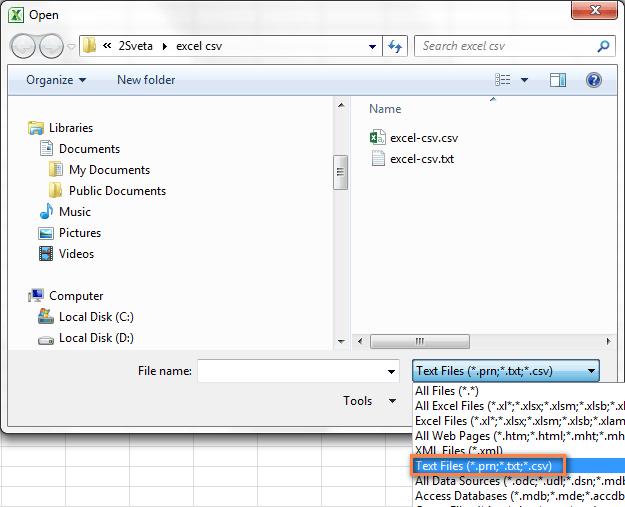 Откройте Excel-файл для чтения с помощью VBA без дисплея