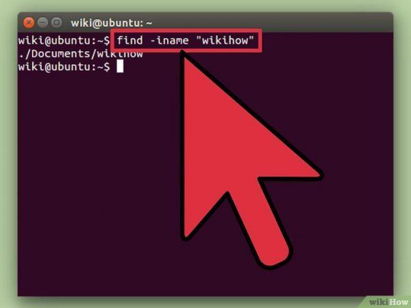 Поиск текста в файлах linux