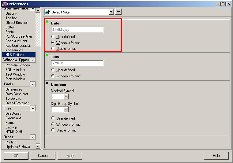 Рассчитать разницу между 2 даты / времени в Oracle и SQL
