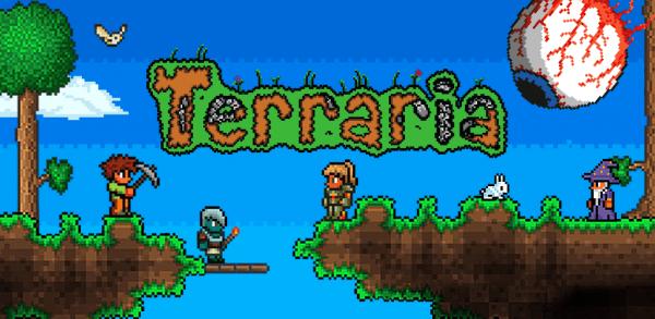 Terraria — полная версия песочницы на андроид