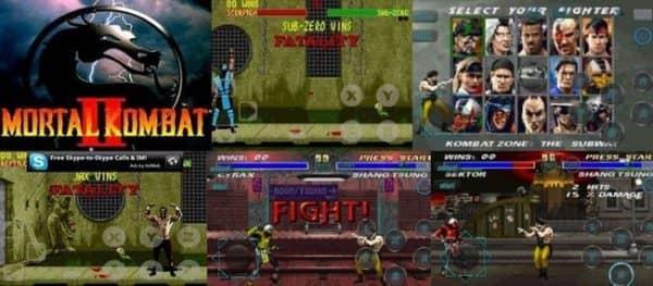 Антология mortal combat 3 (смертный бой) для android