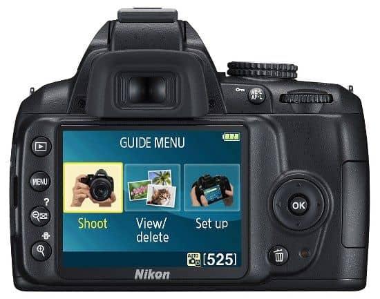 Как проверить пробег фотоаппарата