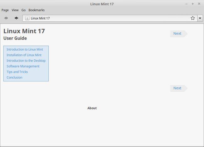 Как узнать версию linux mint