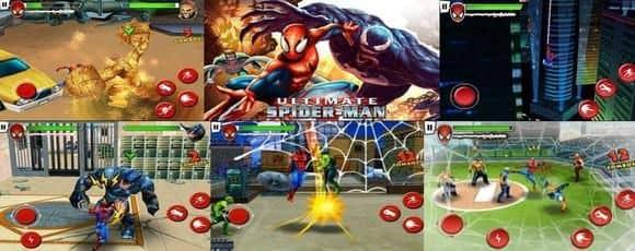 Полная версия андроид игры «человек — паук. Всеобщий хаос. Hd» (spider-man total mayhem hd)