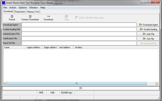 Скачать прошивальщик sp flash tool для смартфонов и планшетов на mtk